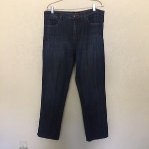 Not Your Daughter's Jeans Straight Leg Size 16